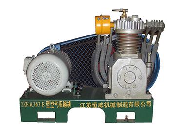Marine air compressor unit (marine or common)
