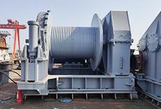 Winch manufacturer, marine windlass, marine air compressor