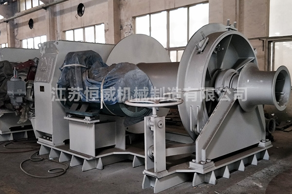 The applicability of marine winch / windlass is strong
