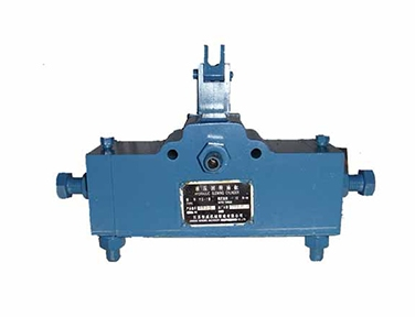 New hydraulic swing cylinder