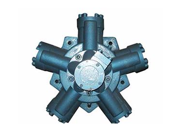 Cljm series hydraulic motor five cylinder